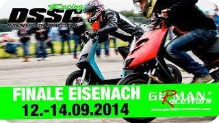 Scooter-Attack presents | DSSC Finale 2014 German RaceWars Eisenach