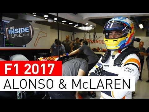 F1 2017 NEWS - FERNANDO ALONSO: UNCERTAIN TIMES [THE INSIDE LINE TV SHOW]
