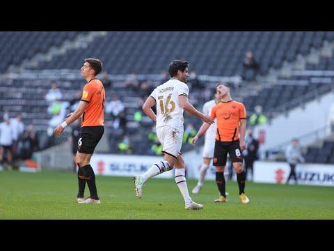 Milton Keynes Oxford Utd Goals And Highlights