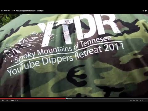 Youtube Dippers Retreat 2011 - Chrisdips1