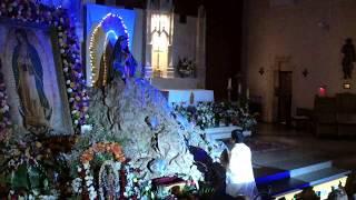 Obra de las apariciones de NS de Guadalupe 2018