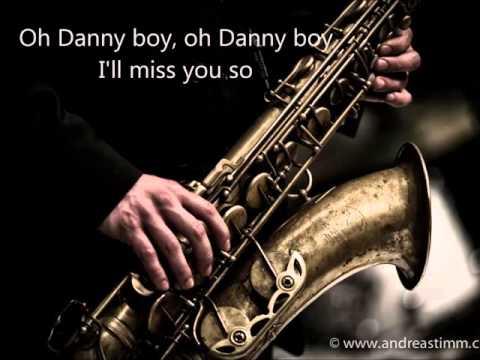 Danny boy - Tenor Saxophone