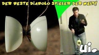 Der beste DIABOLO Spieler der Welt! ui!