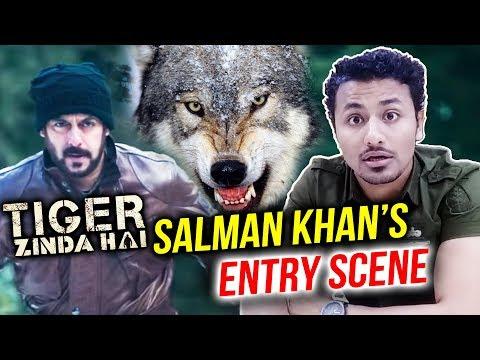 Salman Khan's ENTRY  In Tiger Zinda Hai REVEALED  FULL DETAILS