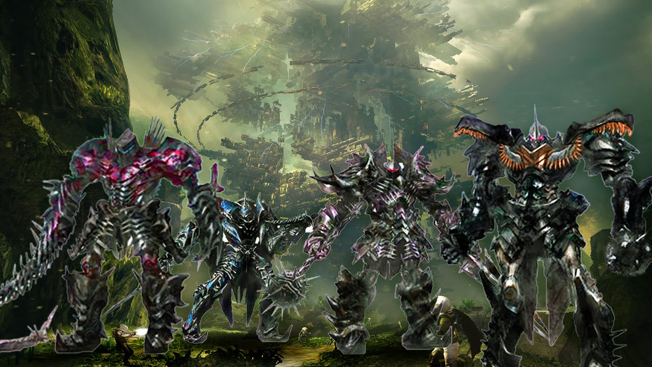 transformers 5 the ancient warriors quotdinobotsquot youtube