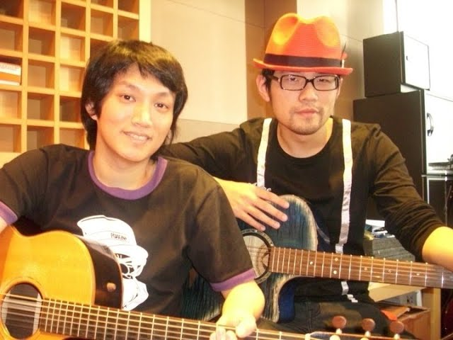 周杰倫+盧家宏 鋼琴+吉他 同台即興競技