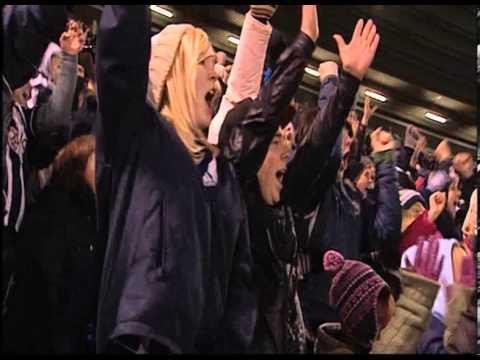 West Bromwich Albion 2 Aston Villa 2: Fan Cam
