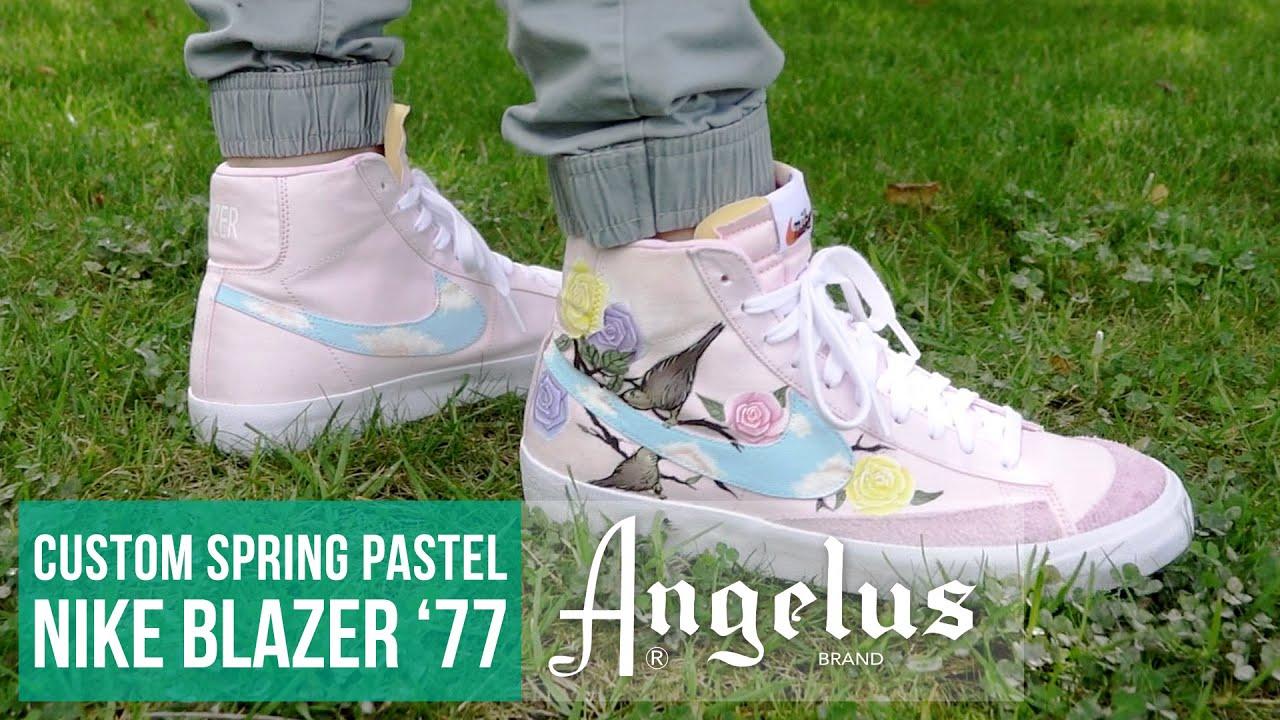 Custom Nike Blazer '77 Vintage | Spring