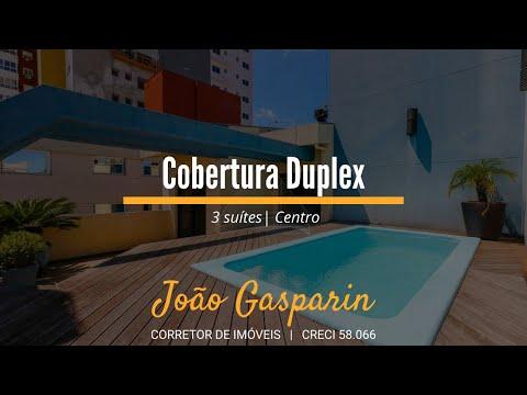 Cobertura Duplex | 3 Suítes | Passo Fundo - RS | Alto Padrão