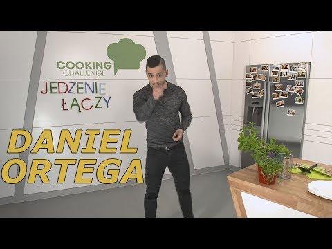 Daniel Ortega w Cooking Challenge
