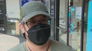 LA County residents react to return of mask mandate