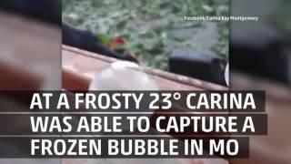 Frozen Bubble in MO