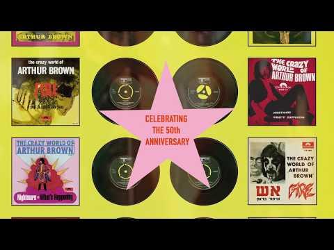 The Crazy World Of Arthur Brown 50th Anniversary Box Set