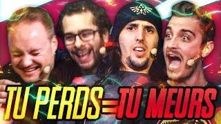 TU PERDS = TU MEURS ! (ft.Jiraya, Zouloux, Xari)