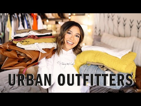 URBAN OUTFITTERS FALL HAUL!   2019