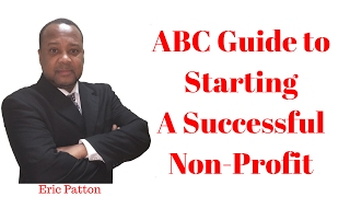 How to Start a Non Profit Organization, Mission, Vision, Goals and Purpose
