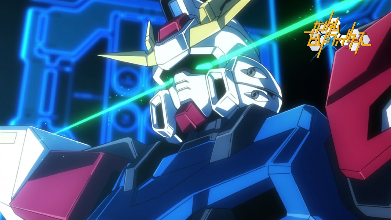 Gundam build fighters battlogue for Domon in gundam build fighters