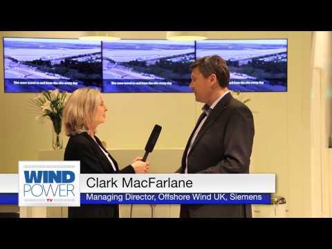 Clark MacFarlane, Siemens