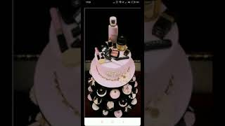 Very funny cake so must very nice video HD video