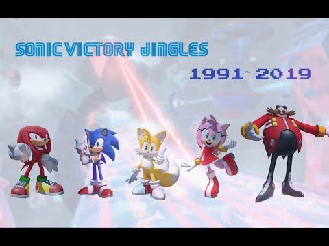 Sonic Victory Jingles V3 (1991~2019) *OLD*