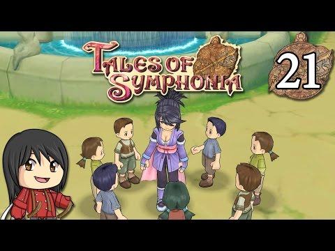 """Tales of Symphonia HD - Part 21: """"Quick Stop"""""""