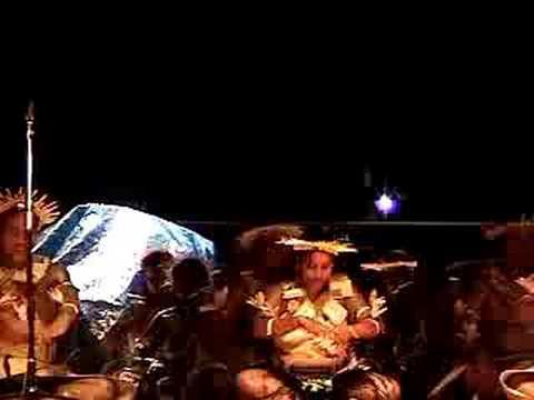 Kiribati Dancers at the Pacific Arts Festival
