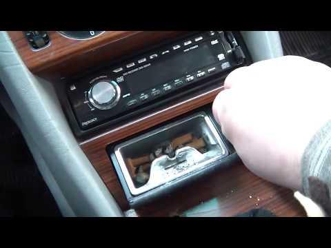 Как починить прикуриватель на мерседес 124?