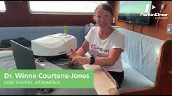 eXXpedition sets sail with PerkinElmer
