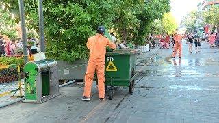 Tin Tức 24h: Không nghỉ Tết vì một thành phố sạch, đẹp