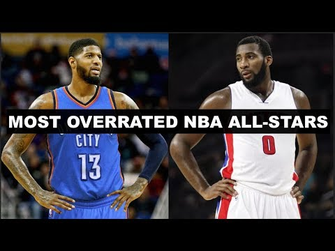 5 Most OVERRATED NBA All-Stars Right Now