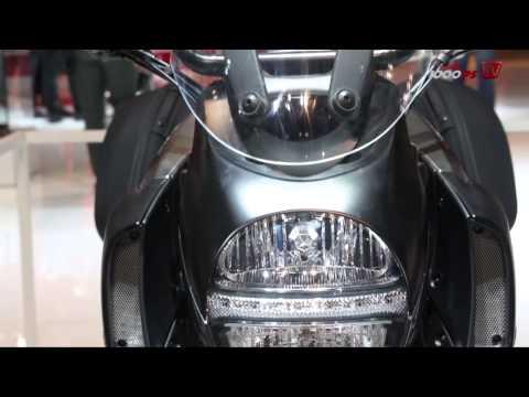 Premiere Ducati Diavel Strada Interview & Details-EICMA 2012