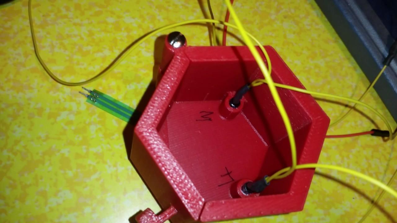 Testing the adafruit fast vibration sensor