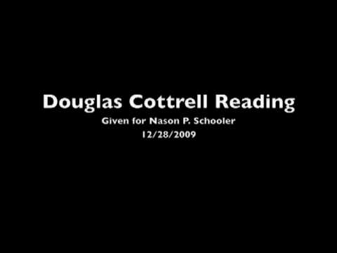 Douglas Cottrell Reading 12/28/2009 - Other Channels, Rejuvenation Therapy, etc.