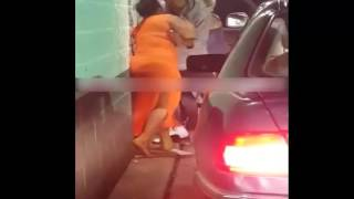 Woman Starts Fight in Mcdonald's Drive Thru Because the Line Wasn't Moving Fast Enough