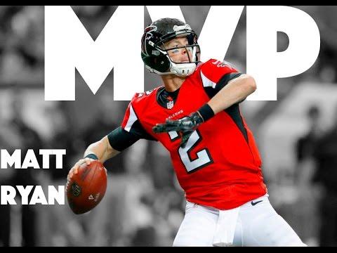 Matt Ryan- ll MVP Caliber ll  Atlanta Falcons Highlights