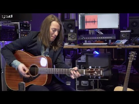 The new Yamaha FG series – Overview with Joshua Ray Gooch