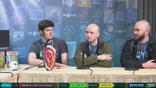Lovely Planet by Bullets and sigma in 11:00 AGDQ 2018
