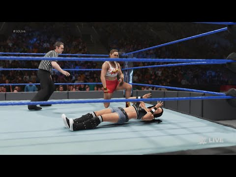 FULL MATCH - Ronda Rousey vs. AJ Lee