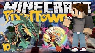 Minecraft: PixelTown Ep. 10 - MEGA EVOLUTION? (Minecraft Pixelmon Mod)