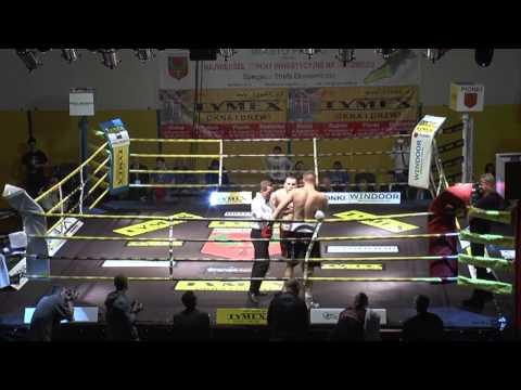 Tymex Boxing Night 2014: Tomasz Duszak vs Artsiom Charniakevich