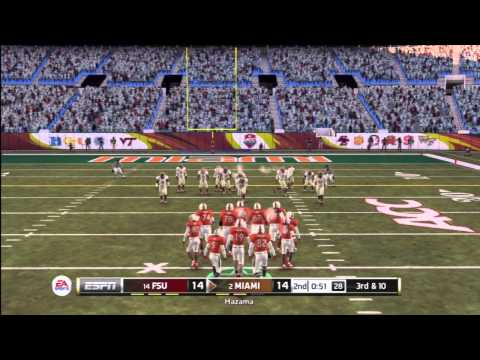 ACC Championship - NCAA Football 13 RTG Ep.25 [FR]