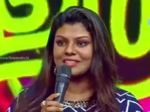 Olaa la olaala - female Singer faboulously singing in male voice