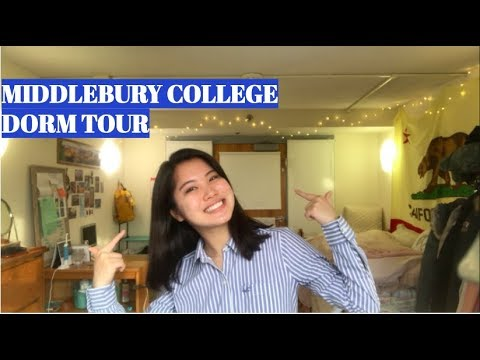 Middlebury College: DORM TOUR