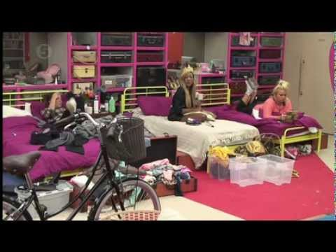 Gina and Hazel have a small disagreement (Big Brother UK)