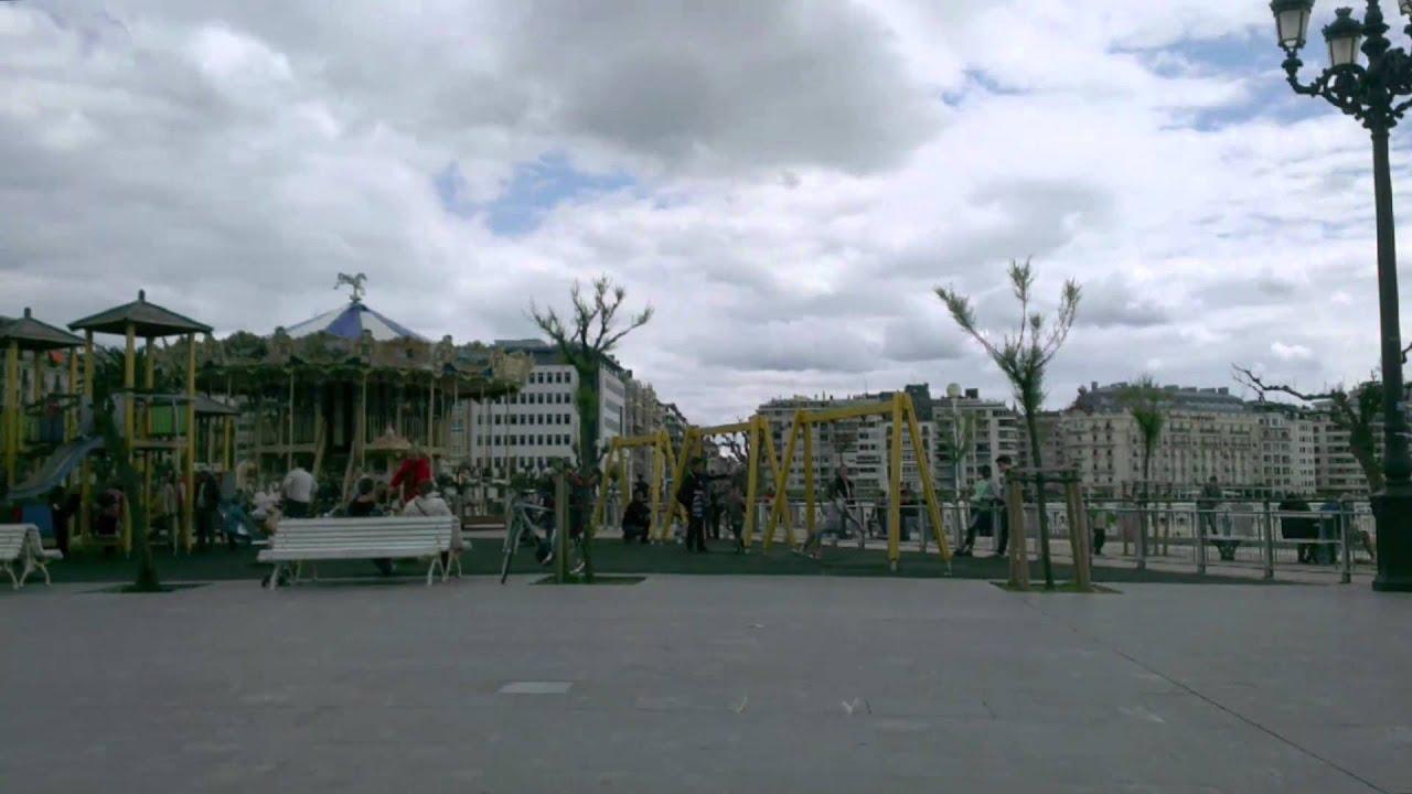 Donostia - TimeLapse