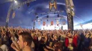 Jack of Sound vs B-Front @ Emporium 2014 (Das Weite Land)