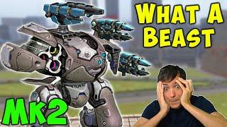 New Mk2 CERBERUS Calamity & Scourge BEAST! War Robots Gameplay WR