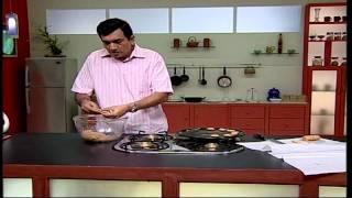Crunchy Peanut Cookies By Sanjeev Kapoor