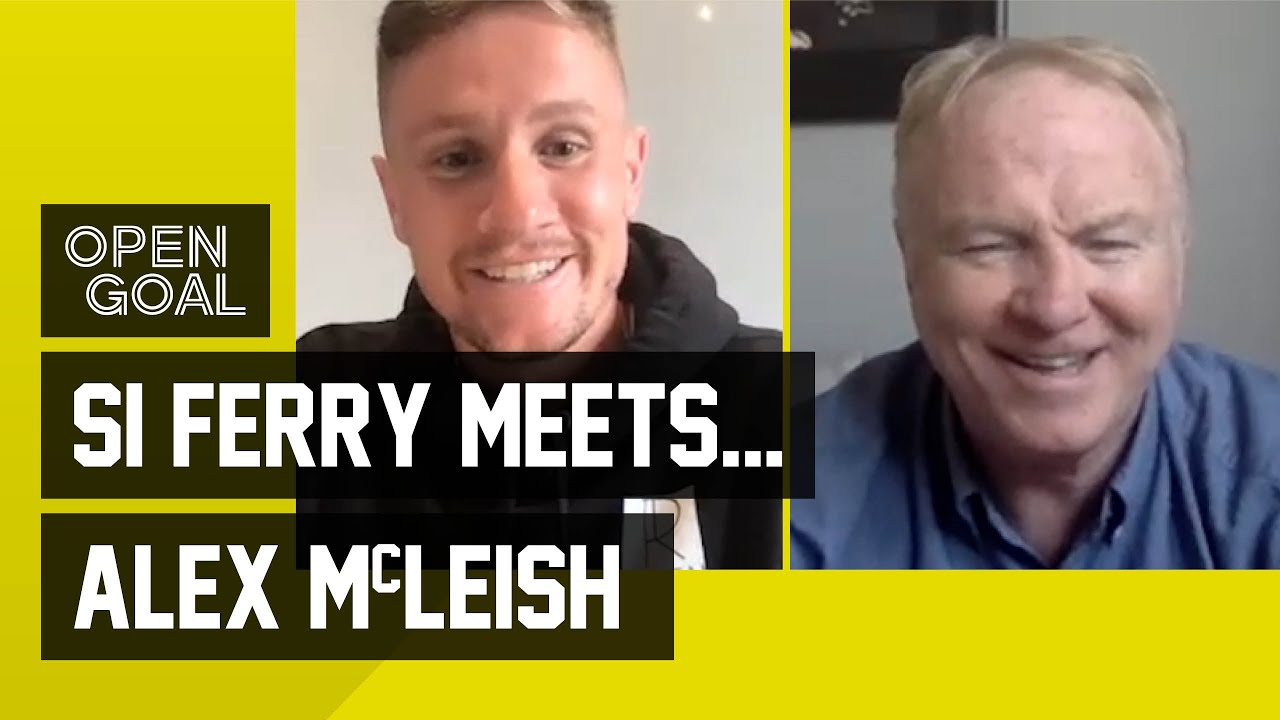 Si Ferry Meets... Alex McLeish | Epic Chat on Rangers, The Scotland Job, Aberdeen Glory Days & More!