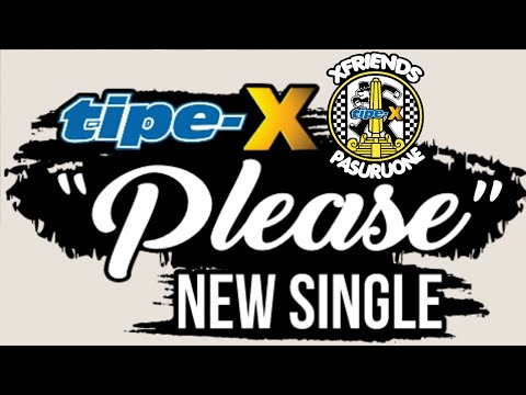 please..! new single tipe-x band. lirik & video